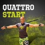 GUN-eX QUATTRO START 160 resistance