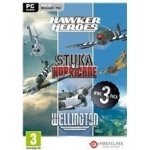 WW2 Collection (Hawker Heroes, Stuka VS Hurricane, Wellington)