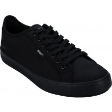 Kickers Mens Tovni Lace Text Shoes Black