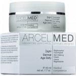 JEAN D'ARCEL Arcelmed Dermal Age Defy light - Jemný krém pro normální až smíšenou pleť 50 ml