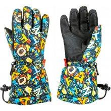 Relax Puzzy RR15F Dětské lyžařské rukavice 481725c94f