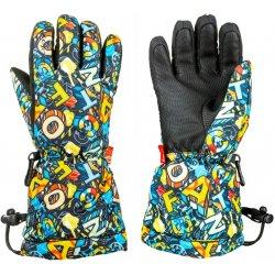 f205f2b37f2 Dětské rukavice Relax Puzzy RR15F Dětské lyžařské rukavice