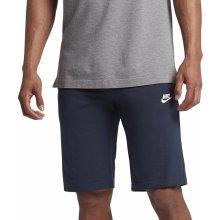 Nike kraťasy short Jsy Club modré 686c4a7dc1