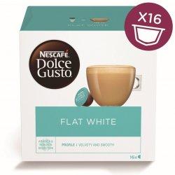 Nescafé Dolce Gusto Flat White kávové kapsle 16 ks