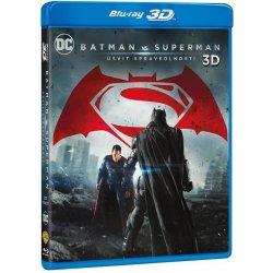 Batman v Superman: Úsvit spravedlnosti - prodloužená verze 2D+3D BD