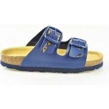 BIO LIFE zdravotní pantofle dětská 1340 modrá