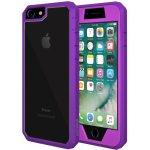 Pouzdro Amzer Full Body Hybrid Case iPhone 7 fialové