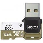 Lexar microSDXC 128GB UHS-II + USB čtečka LSDMI128CBEU1000R