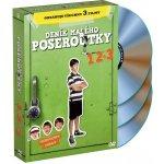 Deník malého poseroutky 1-3 DVD