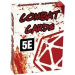 Dungeons & Dragons RPG 5th edition: Combat Cards