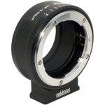 Metabones adaptér Nikon G na Sony E Mount