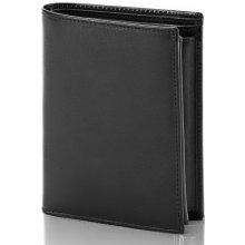 Pánská peněženka Malmo, černá DK-082