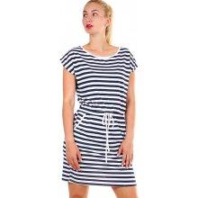 8ae1b17139f5e TopMode dámské pruhované šaty s kapsami