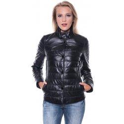 Giorgio Di Mare dámská kožená bunda GI5853769 černá alternativy ... e0b2f45a470