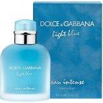 Dolce & Gabbana Light Blue Eau Intense parfémovaná voda pánská 200 ml