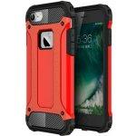 "Pouzdro AppleKing super odolné ""Armor"" kryt Apple iPhone 8/7 - červené"