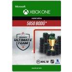 NHL 18 Ultimate Team - 5850 NHL Points Pack