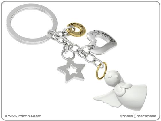 Přívěsek na klíče Anděl strážný pro štěstí a lásku MTM 0d95a0f3b13