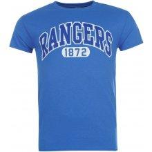 Source Lab Rangers Club T Shirt Mens Royal/Navy