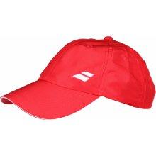 Babolat Basic Logo Cap 2018 čepice s kšiltem červená beaba5127c