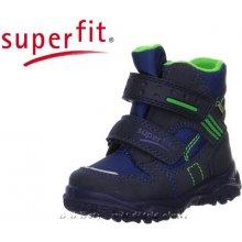 Superfit 1-00044-82 zimní boty HUSKY modrá