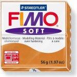 FIMO Modelovací hmota Soft koňaková 56 g