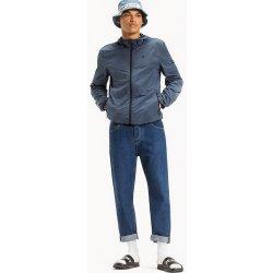 Pánská bunda a kabát Tommy Hilfiger modrá šusťáková bunda 3a67dbe70c2