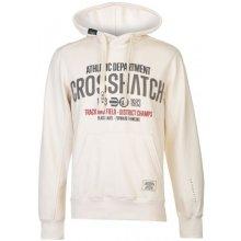 Crosshatch Rasterize Hoody Mens Vaporous Grey