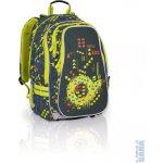 Topgal školní batoh CHI 656 E Green