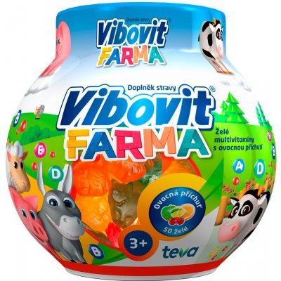 Vibovit Farma 50 ks