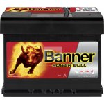 Banner Power Bull 12V 62Ah 510A P6219