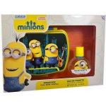 Mimoni Minions EdT 30 ml + svačinový box dárková sada
