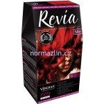 REVIA na vlasy 07 RUBIN Rubínová barva 50 ml + 20 ml + 50 ml