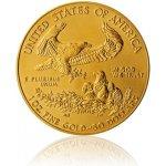 Eagle Česká mincovna Zlatá investiční 1 Oz mince 50 USD American stand 33,93 g