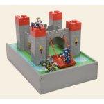 Le Toy Van mini hrad dřevo