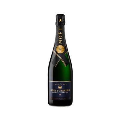 Moët & Chandon Nectar Imperial Semi Secco 12% 0,75l (holá láhev)