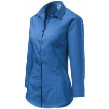 STYLE 218 košile azurově modrá