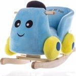 BabyGO Houpací křeslo autíčko
