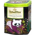 Sebas Tea Chinese Panda Sypaný zelený čaj čistý 100 g