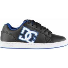 DC Shoes Serial Graf Sn00 Black Blue 7773254d59e
