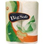 Celltex s.r.o. SK Big Soft Classic kuchyňské utěrky 2 ks 50 útržků