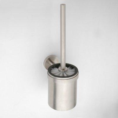 Bemeta Neo Válcová WC štětka malá 9 x 34 x 13,5 cm, nerez