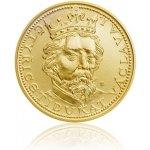 Česká mincovna Zlatý 40dukát Václava I. stand 139,5 g