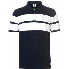 Jack & Jones Core Pad Polo Shirt Mens Sky Cap/Wht
