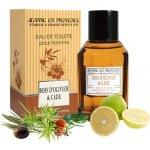 Jeanne en Provence Olivovník a jalovec toaletní voda pánská 100 ml