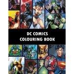DC Comics omalovánky