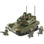 Sluban B0305 Tank Merkava 344 dílů