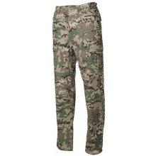 Kalhoty BDU-RipStop M operation camo