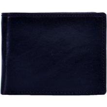 Hellix kožená peněženka pánská P 1505 černá