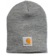 Carhartt Čepice Acrylic Knit Hat Světle šedá melír 614cb54043